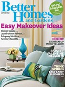 Better Homes & Gardens Magazine 2/1/2014