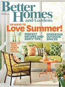 Better Homes & Gardens Magazine 7/1/2014