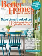 Better Homes & Gardens Magazine 5/1/2014