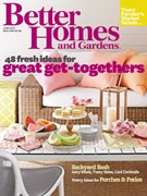 Better Homes & Gardens Magazine 6/1/2013