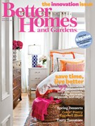 Better Homes & Gardens Magazine 5/1/2013