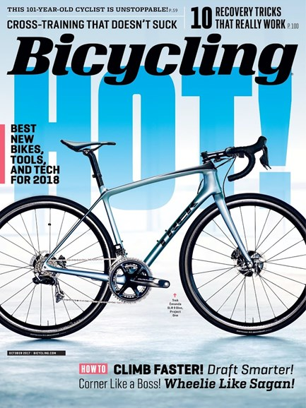 Bicycling Cover - 10/1/2017
