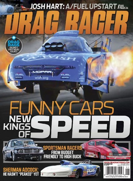 Drag Racer Cover - 11/1/2017