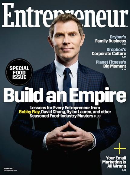 Entrepreneur Cover - 10/1/2017