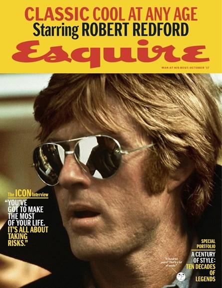 Esquire Cover - 10/1/2017