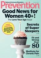 Prevention Magazine 10/1/2017