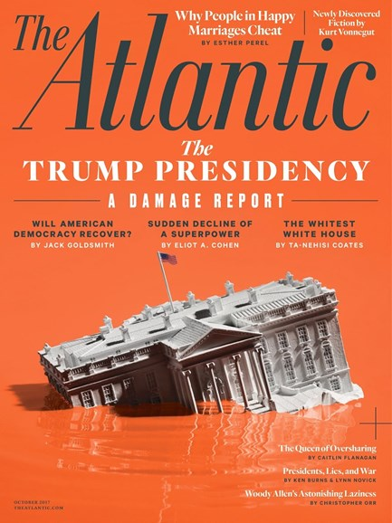 The Atlantic Cover - 10/1/2017