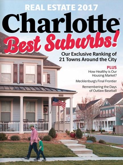 Charlotte Magazine Cover - 4/1/2017