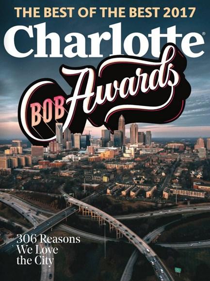 Charlotte Magazine Cover - 5/1/2017