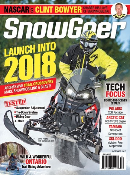 Snow Goer Cover - 10/1/2017
