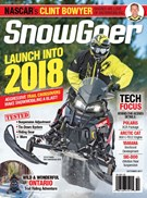 Snow Goer Magazine 10/1/2017