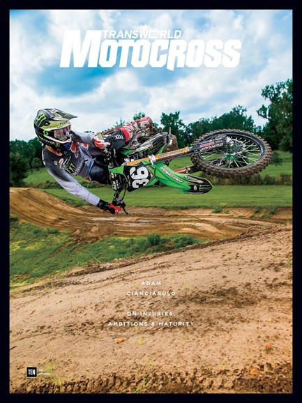 Transworld Motocross Cover - 10/1/2017
