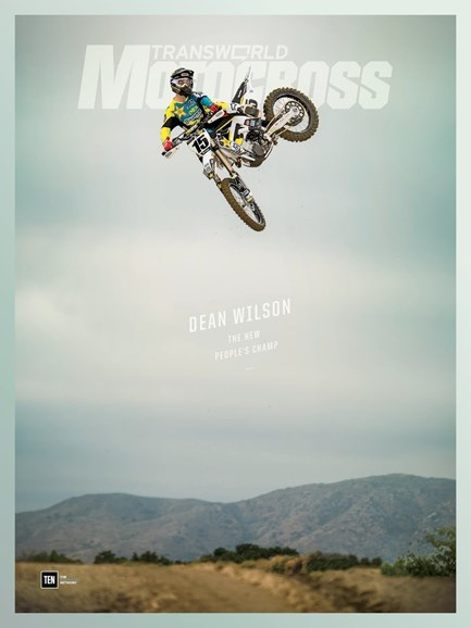 Transworld Motocross Cover - 9/1/2017