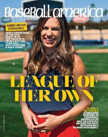 Baseball America Cover - 9/1/2017