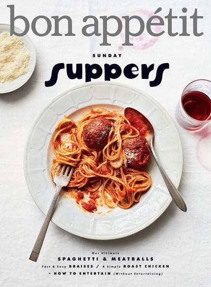 Bon Appétit Cover - 10/1/2017