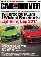 Car And Driver Magazine 10/1/2017