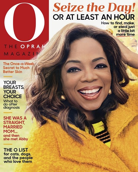 O The Oprah Cover - 10/1/2017