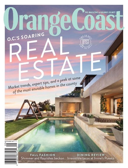 Orange Coast Cover - 9/1/2017
