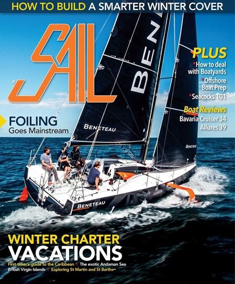 Sail Cover - 10/1/2017