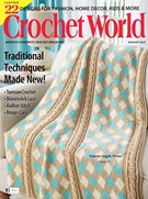 Crochet World Magazine 8/1/2017