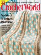 Crochet World Magazine 8/1/2017