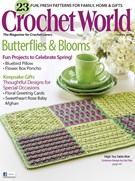 Crochet World Magazine 4/1/2014