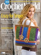 Crochet World Magazine 8/1/2014