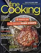 Fine Cooking Magazine 10/1/2017