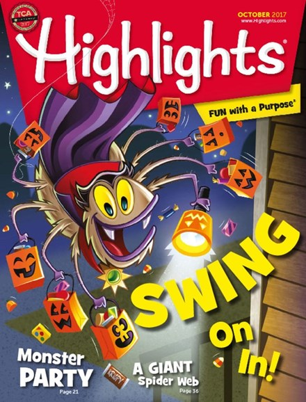 Highlights Cover - 10/1/2017