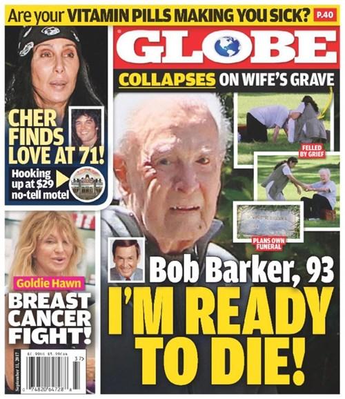 Globe Cover - 9/11/2017