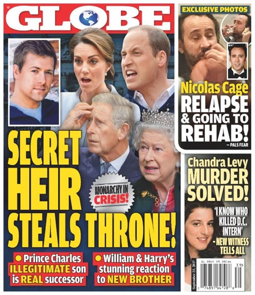 Globe Cover - 9/25/2017