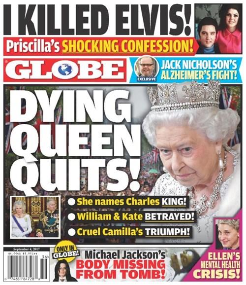 Globe Cover - 9/4/2017
