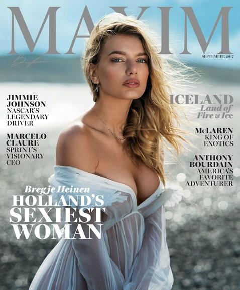 Maxim Cover - 9/1/2017