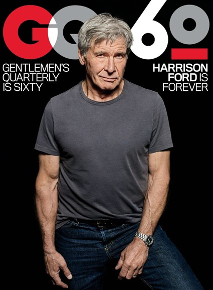 Gentlemen's Quarterly - GQ Cover - 10/1/2017