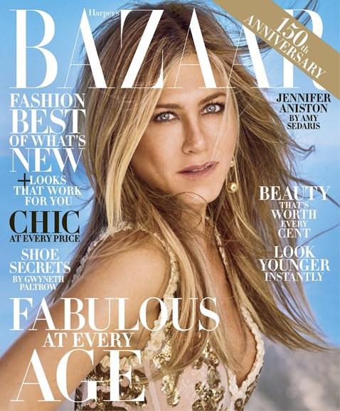 Harper's Bazaar Cover - 10/1/2017