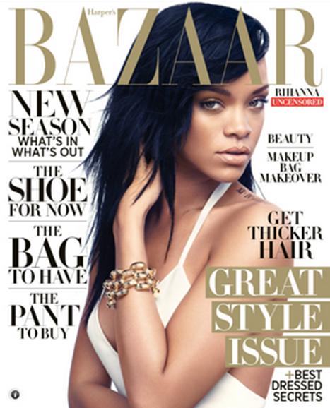 Harper's Bazaar Cover - 8/1/2017