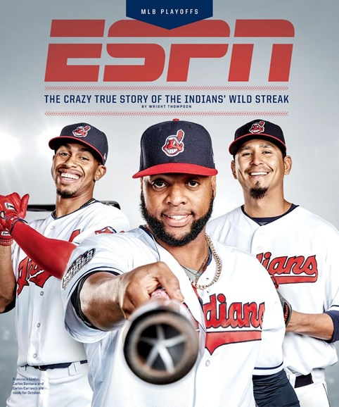 ESPN The Magazine Cover - 10/2/2017