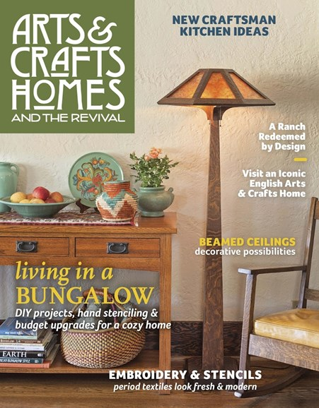 Arts & Crafts Homes Cover - 12/1/2016
