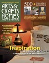 Arts and Crafts Homes Magazine | 1/1/2017 Cover