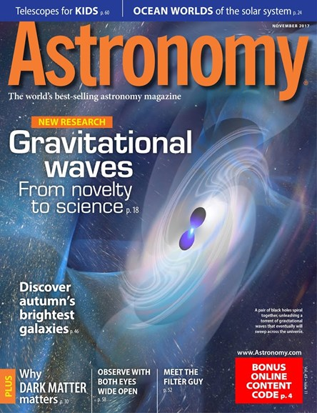 Astronomy Cover - 11/1/2017