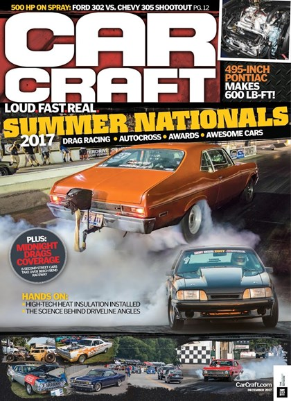 Car Craft Cover - 12/1/2017