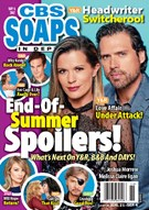 CBS Soaps In Depth 9/4/2017