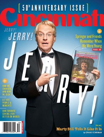 Cincinnati Cover - 10/1/2017