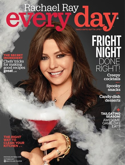 Rachael Ray Every Day Cover - 10/1/2017