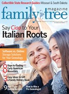 Family Tree Magazine 10/1/2017