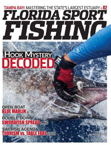 Florida Sport Fishing Cover - 7/1/2017