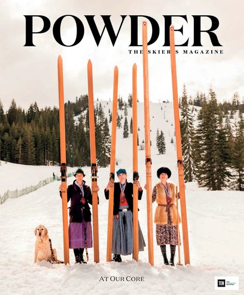 Powder Cover - 10/1/2017