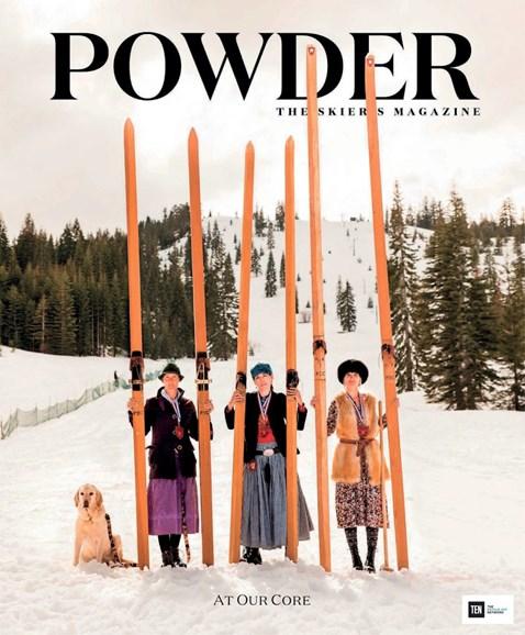 Powder Cover - 10/1/2017
