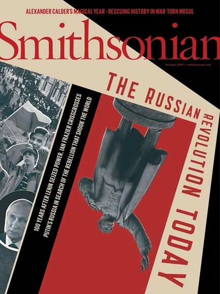 Smithsonian Cover - 10/1/2017