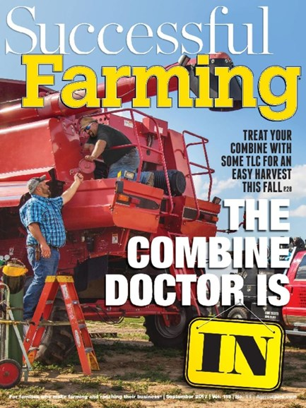Successful Farming Cover - 9/1/2017